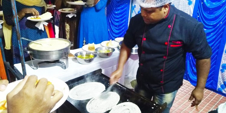 Dosa Live Counter
