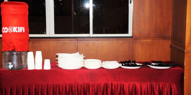 Cutlery Arrangement