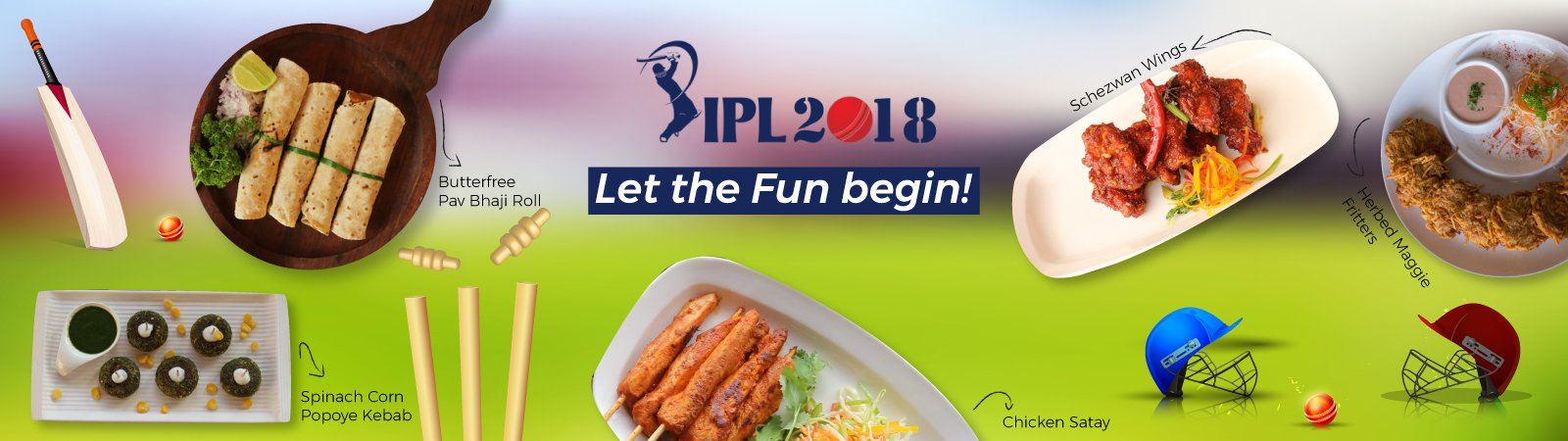 IPL Banner