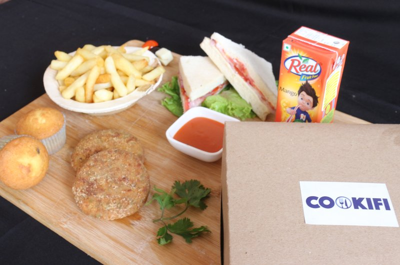 Snacks Boxes Cookifi Catering Services In Bangalore
